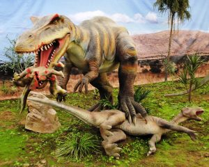 exposicion dinosaurios malaga