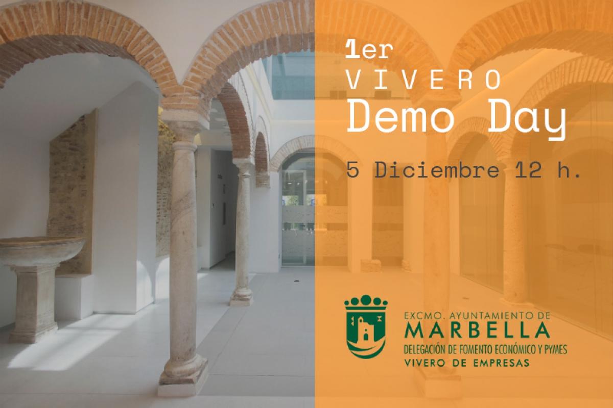 El Vivero de Empresas de Marbella celebrará este martes el 'Vivero Demo Day' para dar a conocer los avances de los emprendedores alojados